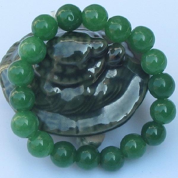Bracelet homme pierre de jade