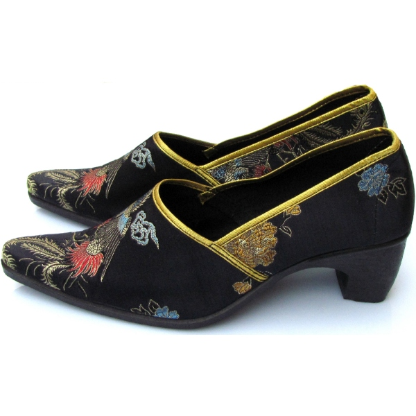 Chaussure Femme Chinoise Pour Chaussure Chinoise eE9YH2DWI