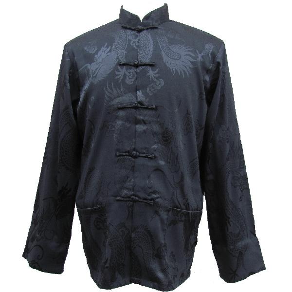 veste dragon pour femme homme mixte chinoise. Black Bedroom Furniture Sets. Home Design Ideas