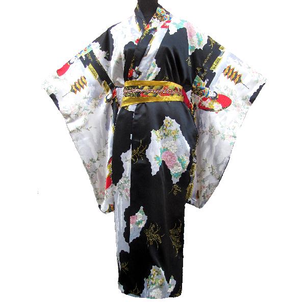 kimono japonais tokyo femme. Black Bedroom Furniture Sets. Home Design Ideas