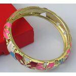 Bracelet_Cloisonne Traditionelle