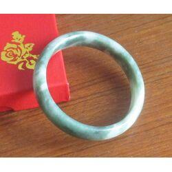 Bijoux en Jade Bracelet Bleu
