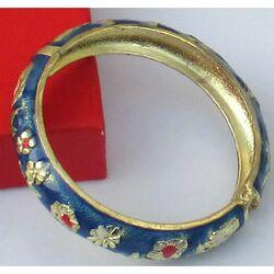 Bracelet Cloisonne Bleu