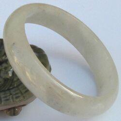 Bracelet Jade Bijoux Pierre Asiatique 6.0cm