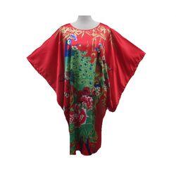 Kimono Peinoir Rouge