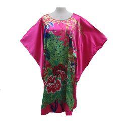 Kimono Robe Court Fushia
