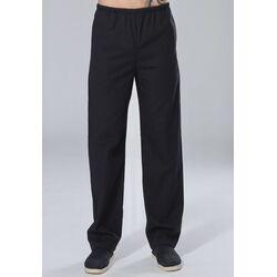 Pantalon Chinoise Lin Noire