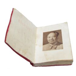 Petit Livre Rouge Mao