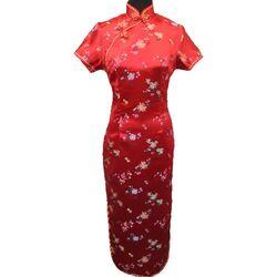 Robe Chinoise Longue Pas Cher