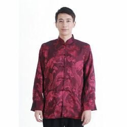 Tenue Chinois Homme Doublure Interieure