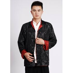 Veste Chinoise Homme Reversible