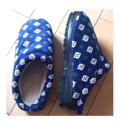 Chausson Bleu Taille 38