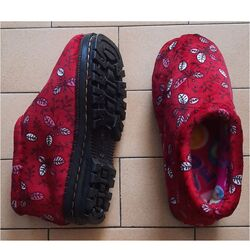 Chausson  Hiver Rouge Taille 37-40