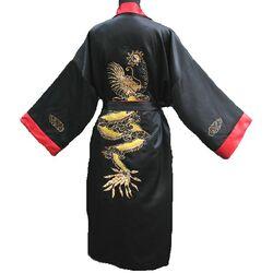 Kimono Pour Homme Reversible