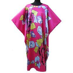 Kimono Robe Grand Taille Fushia