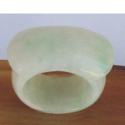 Bague en Jade Vert