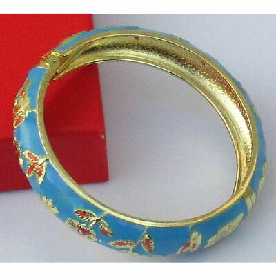 Bracelet Cloisonne Turqoise