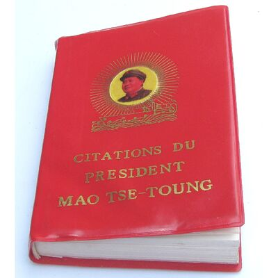 Citations President Mao Langue Francais