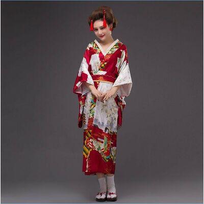 Kimono Pour Automne