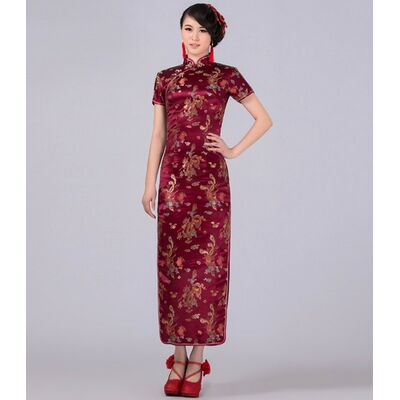 Robe Chinoise Traditionnelle