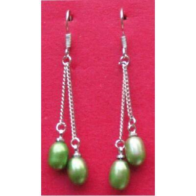Boucles Oreille en Perles Magnifique