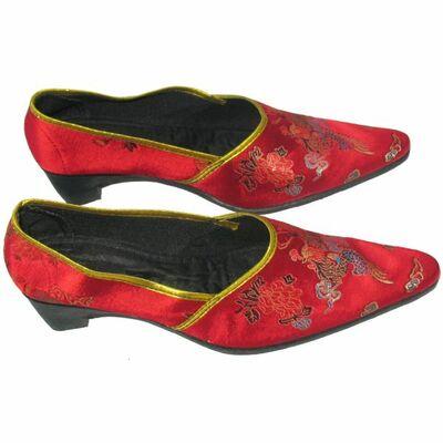 Chaussure Asie