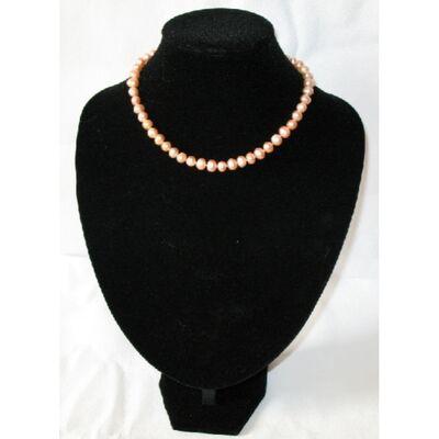 Collier Perles de Culture Rose