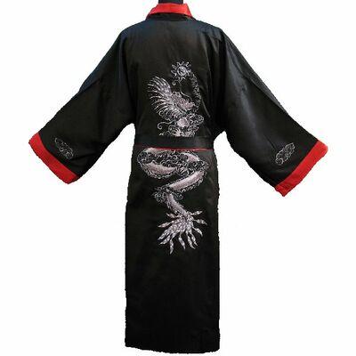 Peignoir Kungfu Traditionelle