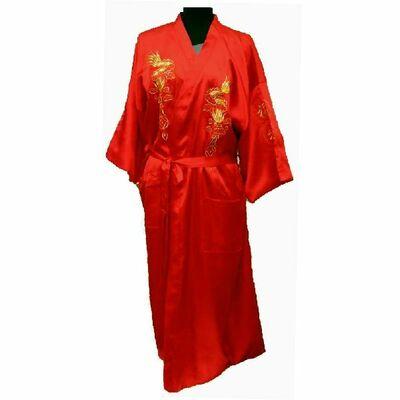 Pyjamas en Soie Chinois