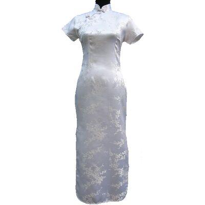 Robe de Mariée Blanche Traditionnelle