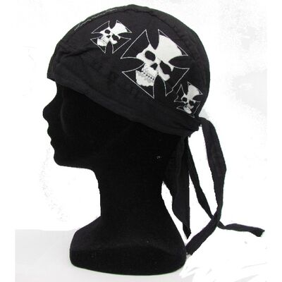 Bandana Chapeau Noir