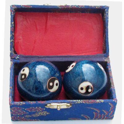 Boucle Kongfu Bleu