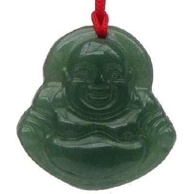 Bouddha Jade Vert Pas Cher