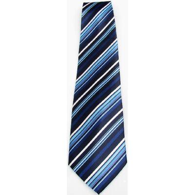 Cravate Homme Bleu