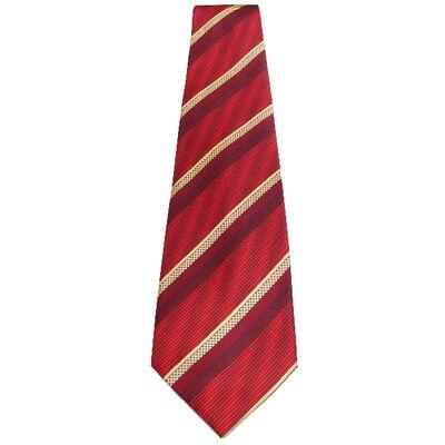 Cravate Rouge Bonheur