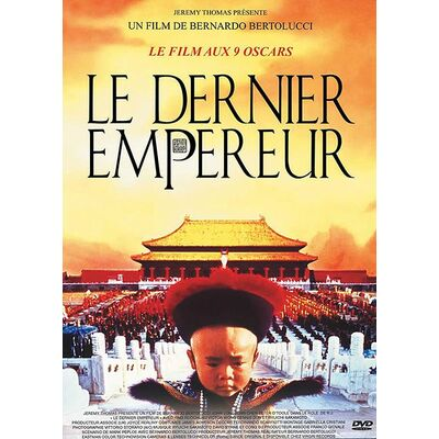 DVD Le Dernier Empereur