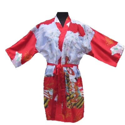 Kimono Rouge Court