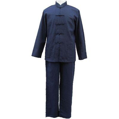 Pyjama Lin Bleu Taiqi