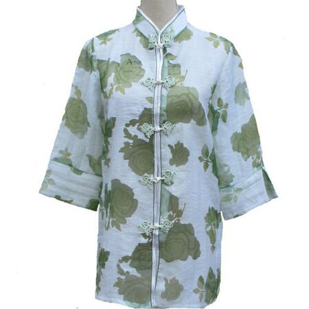 Chemise Chinoise Lin