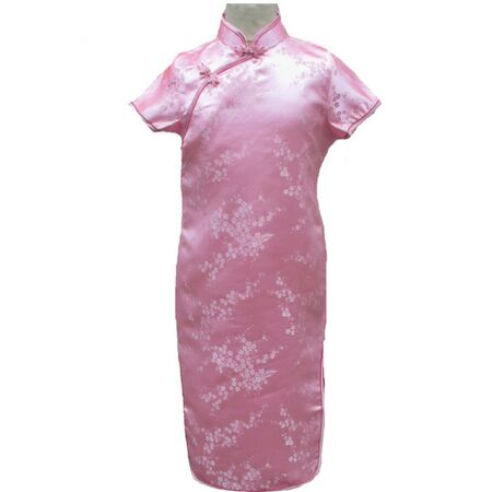 Robe Chinoise Enfant Pas Cher