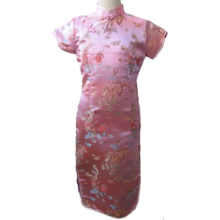 Robe Chinoise Enfant Petite Taille