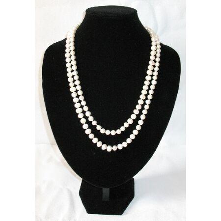 Collier en Perles Eau Douce