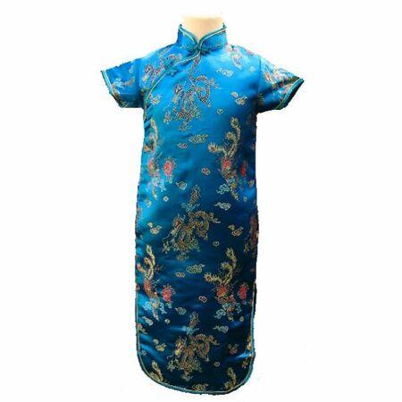 Robe Chinoise Enfant